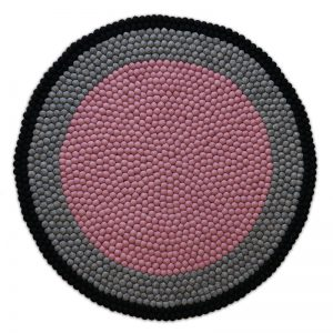 Hattie Felt Ball Rug